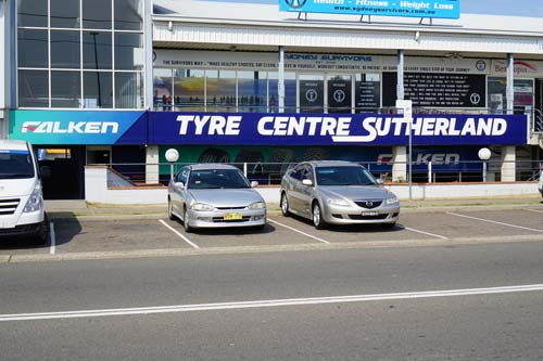 Tyre Centre Sutherland